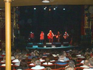 The Rare Ould Times Concert at The Everyman Palace Theatre, Cork City 2004